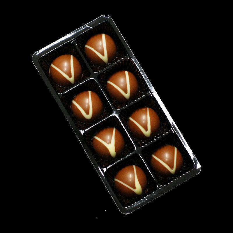 8er Packung Vanille