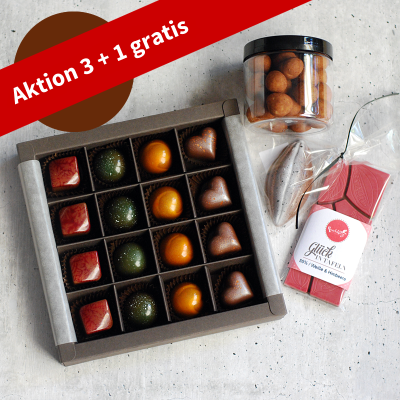 Pralinenabo / Schokoladenabo (35 €) groß für 3 Monate
